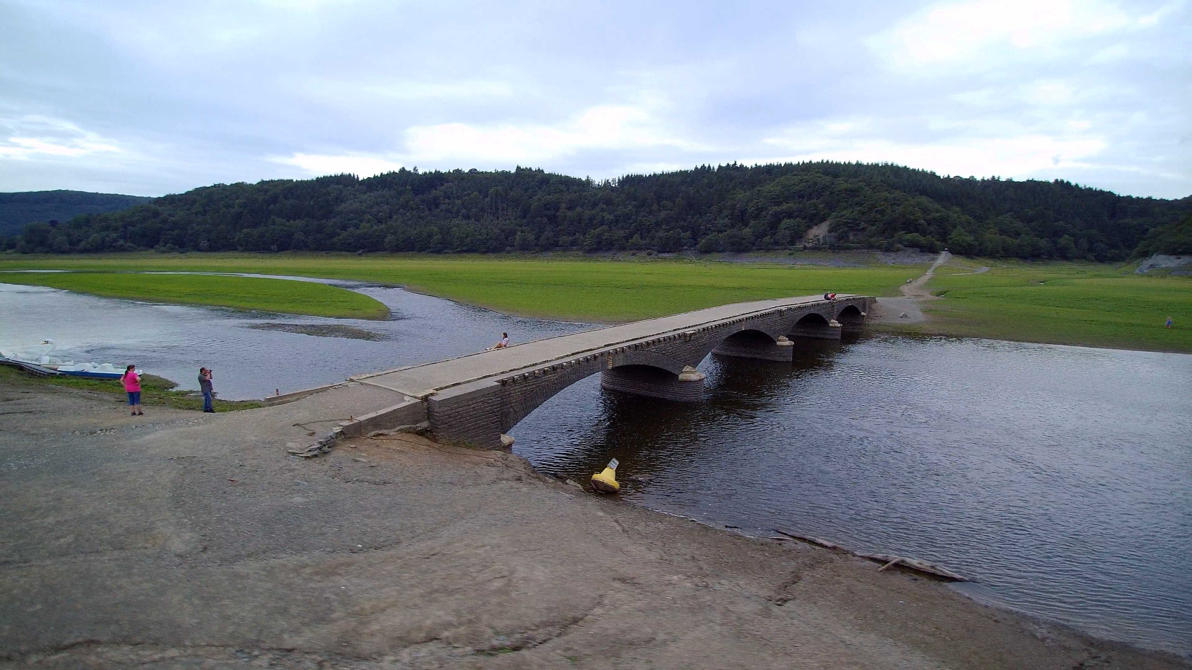 Die Aseler Brücke